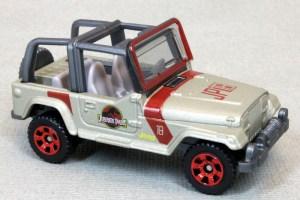 Matchbox MB1127 : Jeep Wrangler