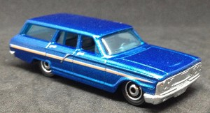 Matchbox MB1133 : 1964 Ford Fairlane Wagon