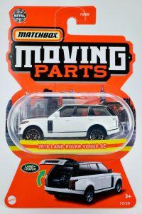 Matchbox MB1163 : Range Rover Vogue SE