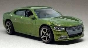 Matchbox MB1168 : '18 Dodge Charger