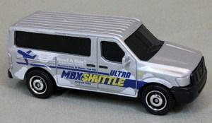 Matchbox MB1190 : 2014 Nissan NV Van