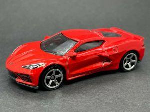 Matchbox MB1221 : 2020 Chevy Corvette C8