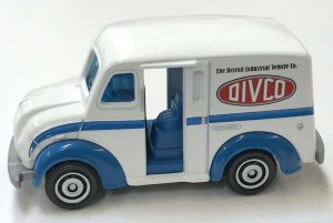 Matchbox MB1222 : Divco Milk Truck