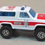 Matchbox MB129 : 4x4 Chevrolet Blazer