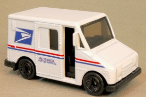 Matchbox MB370 : Postal Service Delivery Truck