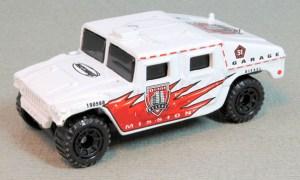 Matchbox MB522 : Humvee