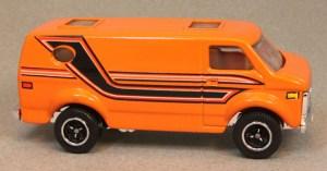 Matchbox MB709-A : Chevy Van