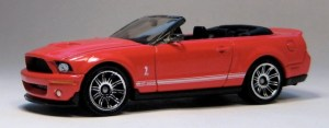 Matchbox MB744 : Shelby GT500 Convertible