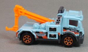Matchbox MB839 : Urban Tow Truck