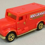 Matchbox MB873 : International Armored Car