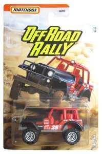 Matchbox MB878 : Jeep 4×4
