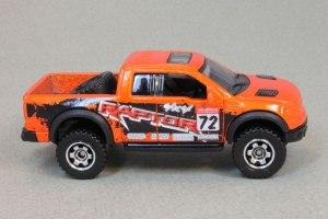 Matchbox MB927 : '10 Ford F-150 Raptor