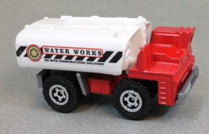 Matchbox MB936 : Water Tanker