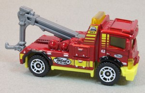 Matchbox MB937 : Urban Tow Truck