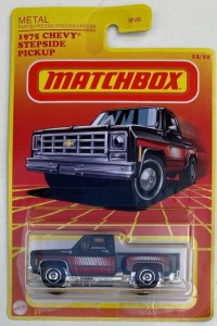 Matchbox MB991 : 1975 Chevrolet Stepside