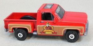 Matchbox MB991 : 1975 Chevy Stepside Pickup