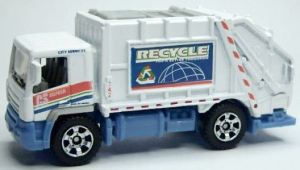 Matchbox MB742 : Garbage Truck