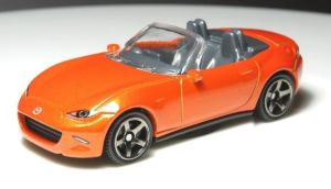 Matchbox MB1012 : 2015 Mazda MX-5 Miata