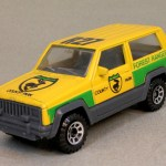 Matchbox MB168 : Jeep Cherokee