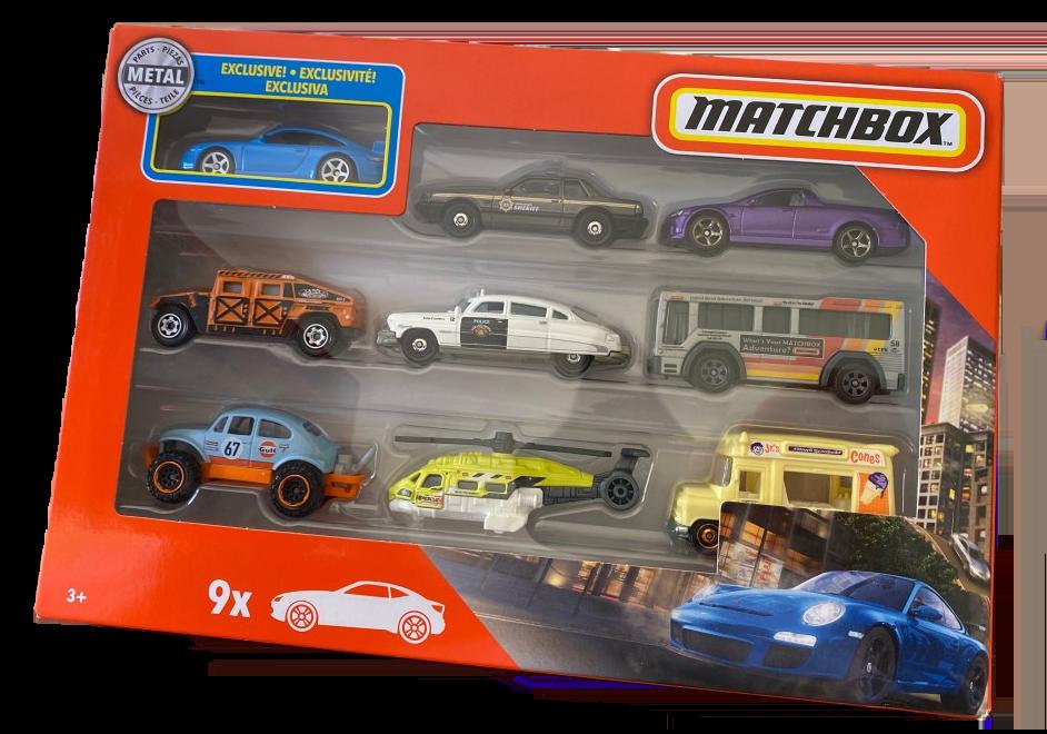 Matchbox 9 Pack : 2020 #05