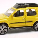 Matchbox MB543 : Nissan Xterra - No Kayaks