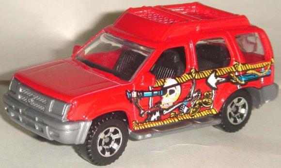 Matchbox MB543: Nissan Xterra
