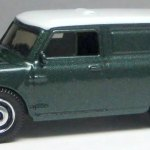 Matchbox MB713 : Austin Mini Van