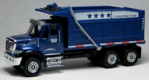 Matchbox Working Rigs : RW005 : International Workstar 7500 Dump Truck
