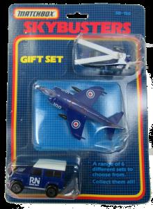 Matchbox Skybusters SB-150 Gift Set - Royal Navy