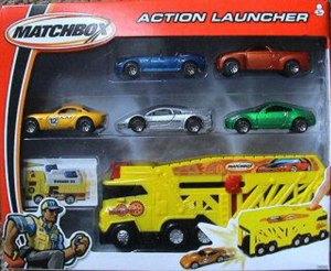 Matchbox Action Launcher – 2005 : Auto Carrier