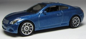 Matchbox MB809 : Infiniti G37 Coupe