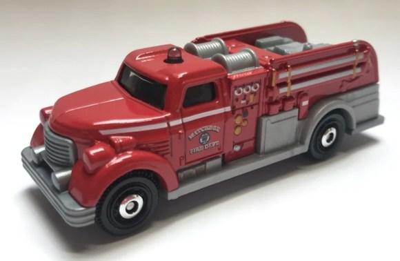Matchbox MB1233 : MBX Fire Dasher