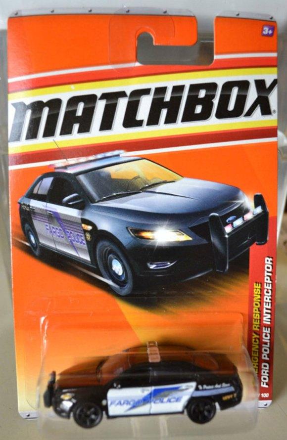 Matchbox 2011 Basic Range Long Card