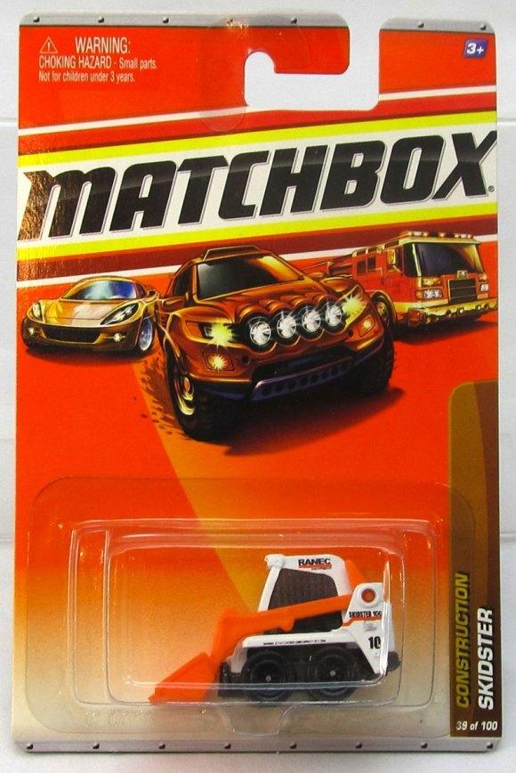 Matchbox 2010 Basic Range Long Card