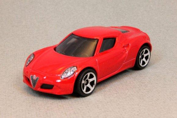 Matchbox MB905 : Alfa Romeo 4C
