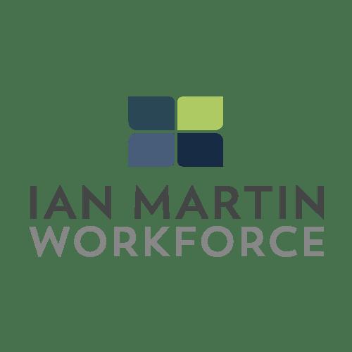 the ian martin workforce logo