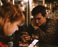 マッチングアプリの利用者は年々増加しています。