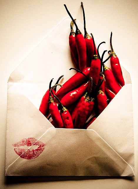Spice It Up with a Love Letter in Six Easy Steps