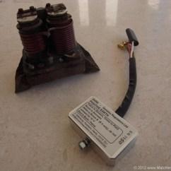 Model A 12 Volt Wiring Diagram Rheem Heat Pump Air Handler How To Convert Classic Bike From 6 Volts Matchless Clueless The