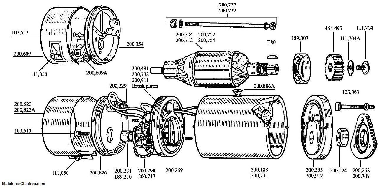 bosch e bike wiring diagram 1998 vw golf radio how to check your lucas dynamo - matchless clueless