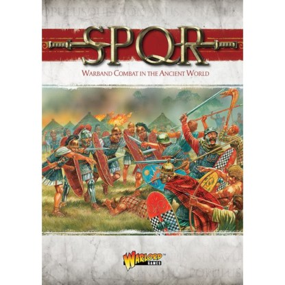 Warlord Games 151010001 SPQR Rule Book