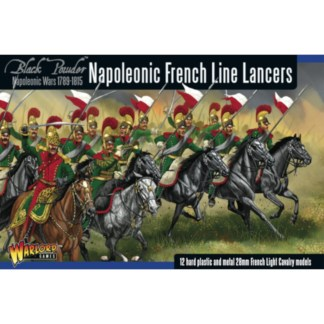 Warlord 302012003 Black Powder French Line Lancers