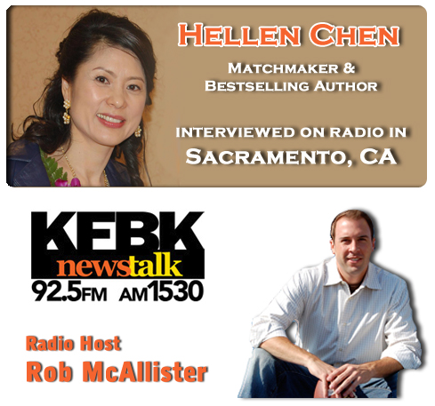 Hellen Chen on KFBK-Rob McAllister