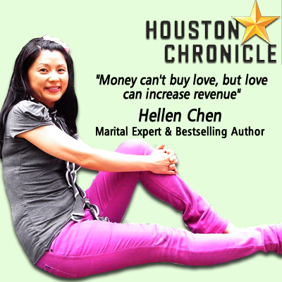 Hellen Chen in Houston Chronicle