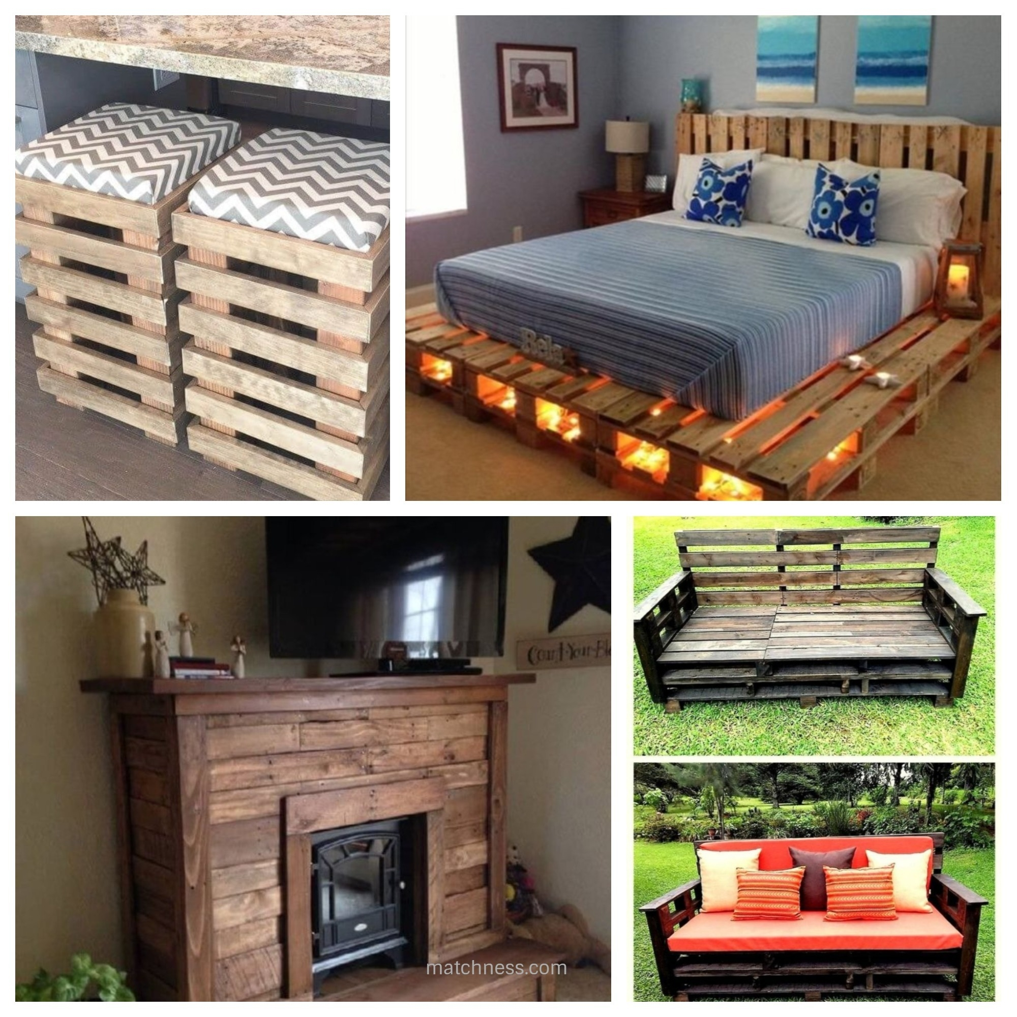 Attirant 39 Furniture Pallet Projects You Can Diy For Your Home