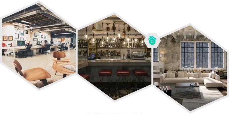 5. industrial design interior
