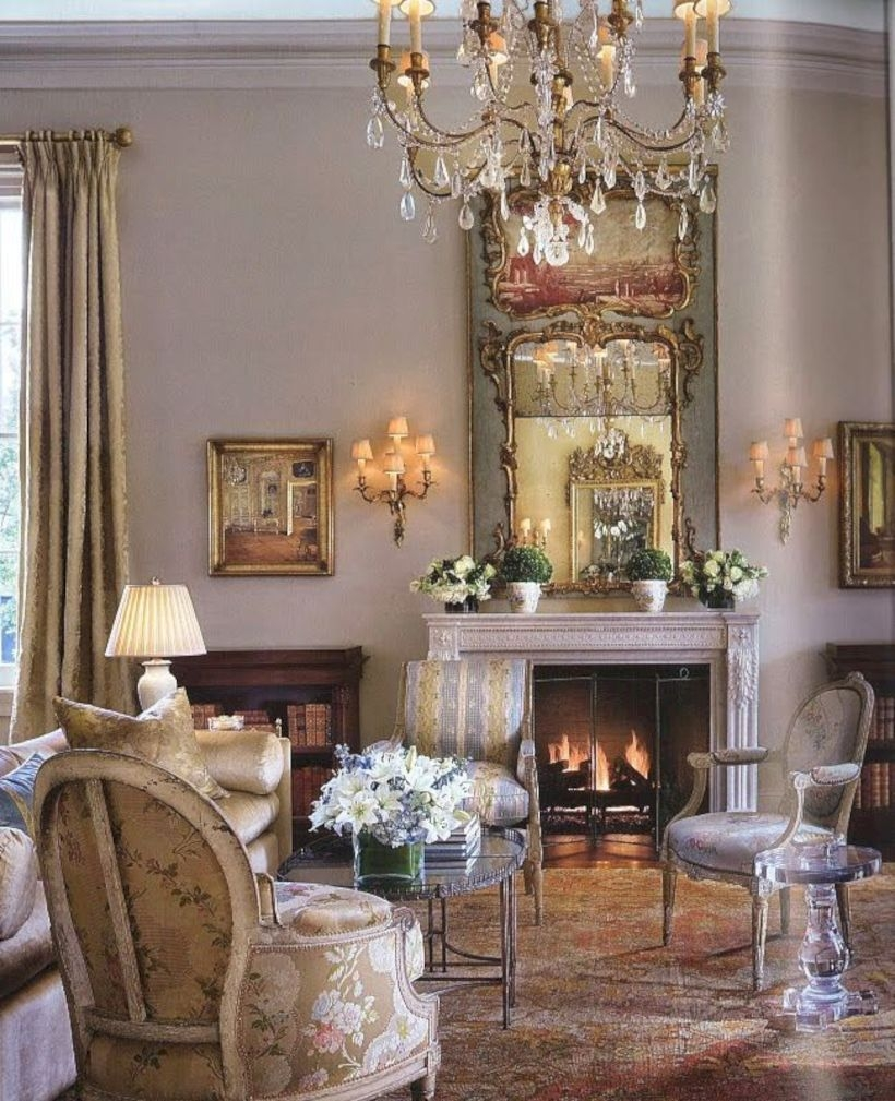 Adorable and elegant french country decor 30