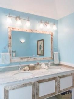 Amazing coastal retreat bathroom inspiration 11