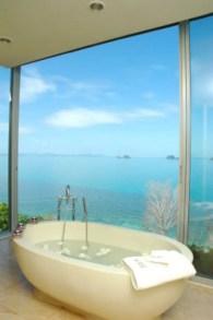 Amazing coastal retreat bathroom inspiration 22