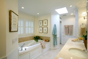 Amazing coastal retreat bathroom inspiration 27